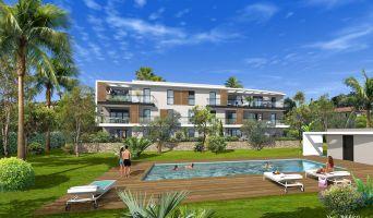 Golfe-juan programme immobilier neuf « Villa Palma » en Loi Pinel
