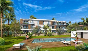 Résidence « Villa Palma » programme immobilier neuf en Loi Pinel à Golfe-juan