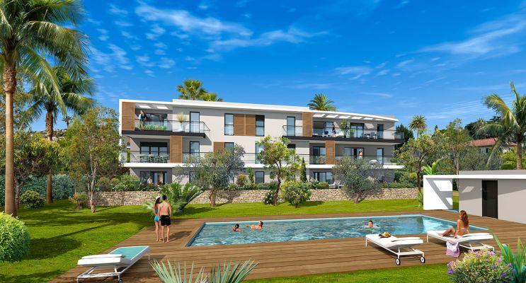 Photo du Résidence « Villa Palma » programme immobilier neuf en Loi Pinel à Golfe-juan