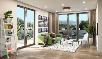 Grasse : programme immobilier neuf « Athéna » en Loi Pinel