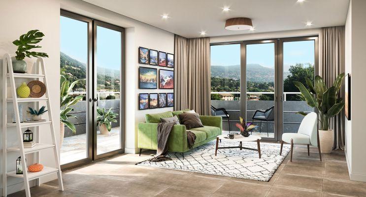 Photo du Résidence « Athéna » programme immobilier neuf en Loi Pinel à Grasse