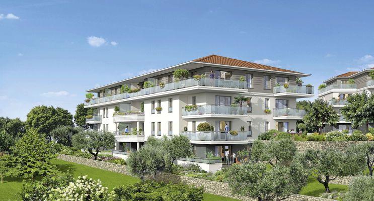 Photo du Résidence « Le Parc » programme immobilier neuf en Loi Pinel à Grasse