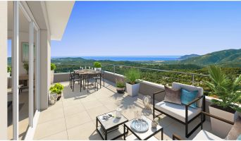 Photo du Résidence « Roses Marine » programme immobilier neuf en Loi Pinel à Grasse