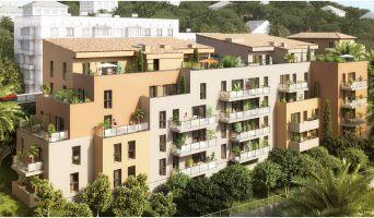 Photo du Résidence « Villa Pauline » programme immobilier neuf en Loi Pinel à Grasse