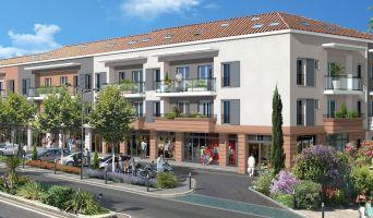 Résidence « Villa Sarah » programme immobilier neuf en Loi Pinel à La Roquette-sur-Siagne n°1