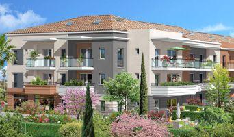 Résidence « Villa Sarah » programme immobilier neuf en Loi Pinel à La Roquette-sur-Siagne n°2
