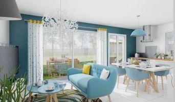 Résidence « Villa Sarah » programme immobilier neuf en Loi Pinel à La Roquette-sur-Siagne n°3