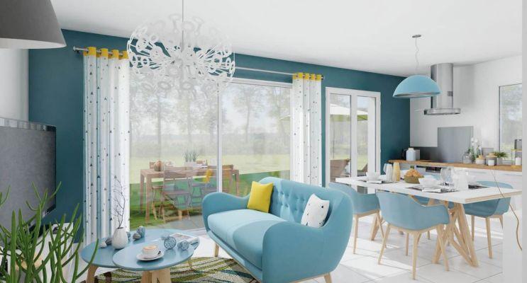Photo n°3 du Résidence « Villa Sarah » programme immobilier neuf en Loi Pinel à La Roquette-sur-Siagne