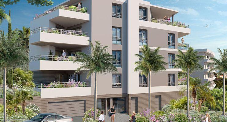 Photo du Résidence « Coeur Saint Sauveur » programme immobilier neuf en Loi Pinel à Le Cannet