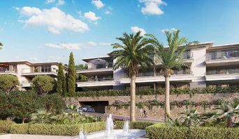 Résidence « Horizon Croisette » programme immobilier neuf en Loi Pinel à Le Cannet n°2