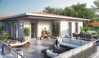 Résidence « Horizon Croisette » programme immobilier neuf en Loi Pinel à Le Cannet n°3