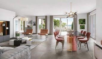 Résidence « Horizon Croisette » programme immobilier neuf en Loi Pinel à Le Cannet n°5