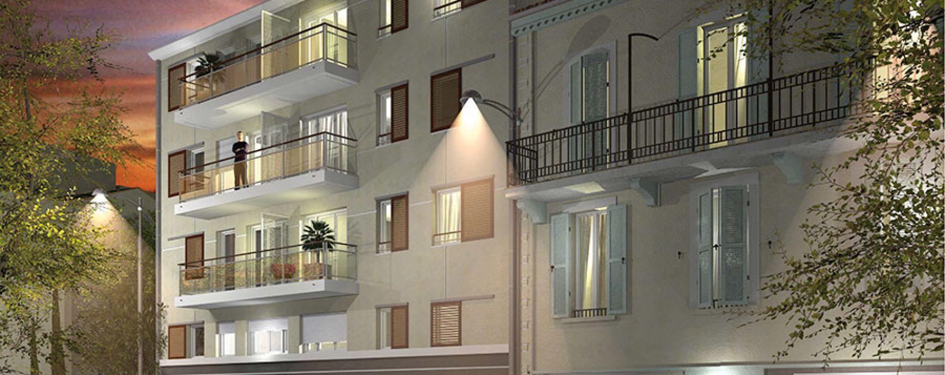 Le Cannet : programme immobilier neuve « Les Nabis » en Loi Pinel (2)