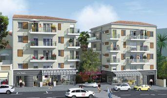 Le Cannet : programme immobilier neuf « Les Nabis » en Loi Pinel