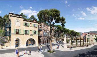 Le Rouret programme immobilier neuf « Chemin des Comtes de Provence » en Loi Pinel