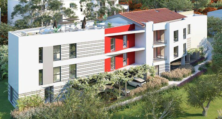 Photo du Résidence « Le Nahiko » programme immobilier neuf en Loi Pinel à Mandelieu-la-Napoule