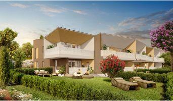 Photo du Résidence « Luméa » programme immobilier neuf en Loi Pinel à Mandelieu-la-Napoule