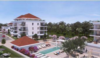 Photo du Résidence « Sianéo T2 » programme immobilier neuf en Loi Pinel à Mandelieu-la-Napoule