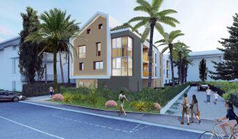 Mandelieu-la-Napoule : programme immobilier neuf « Villa Hermès » en Loi Pinel