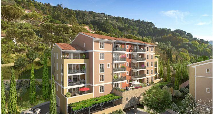 Photo du Résidence « Aroma » programme immobilier neuf en Loi Pinel à Menton