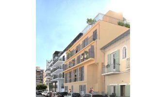 Programme immobilier neuf à Menton (06500)