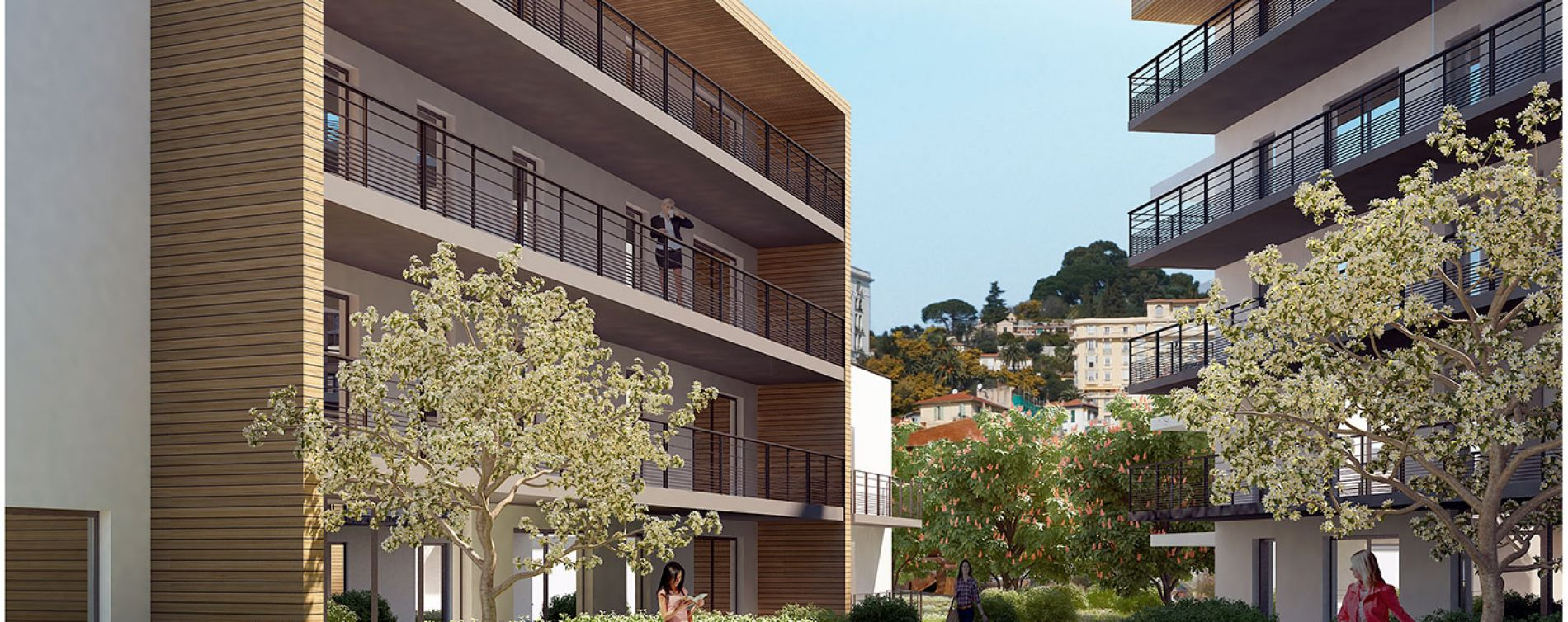 Résidence Cap Riviera à Menton