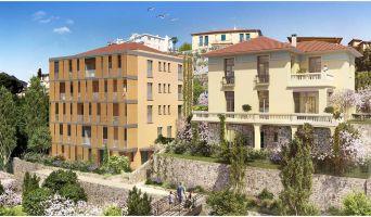 Menton programme immobilier neuve « Val d'Or » en Loi Pinel  (2)
