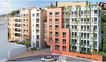 Menton programme immobilier neuve « Val d'Or » en Loi Pinel  (3)