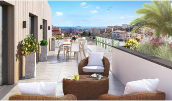 Menton programme immobilier neuve « Val d'Or » en Loi Pinel  (4)
