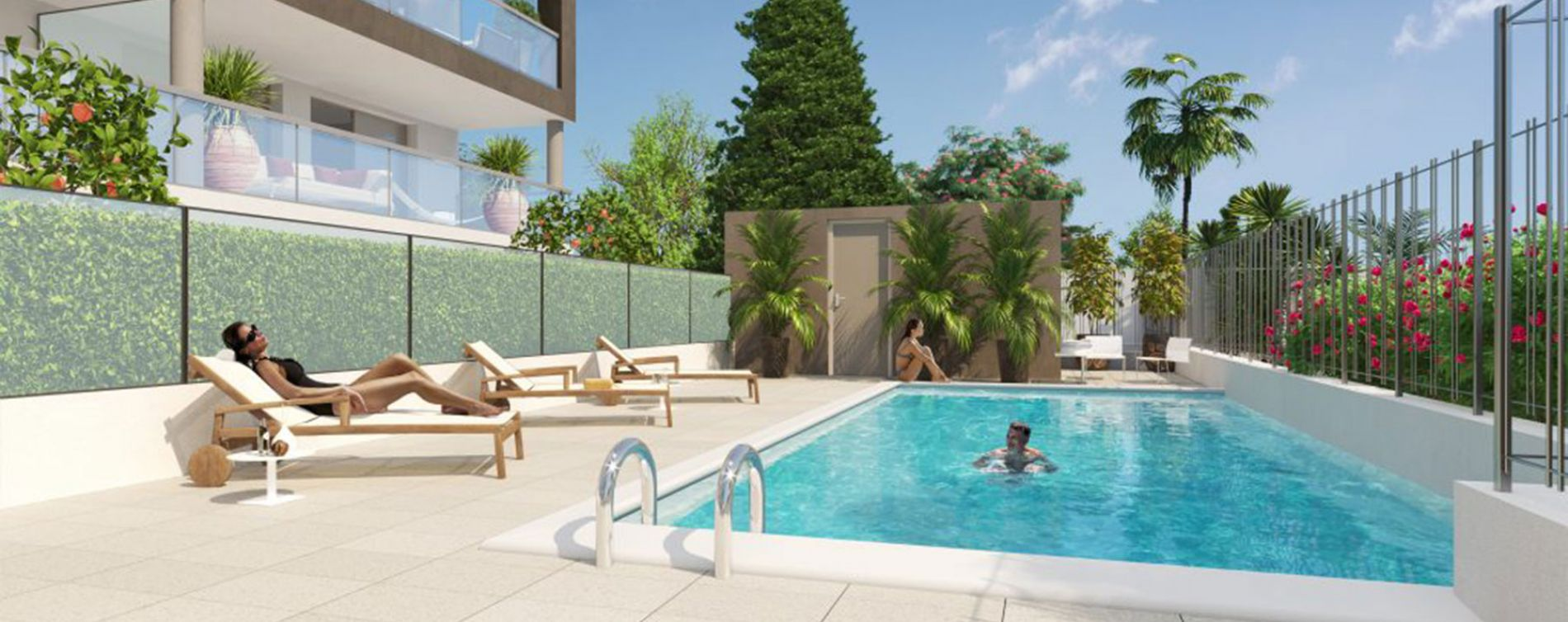 Nice : programme immobilier neuve « Programme immobilier n°217726 » en Loi Pinel (3)