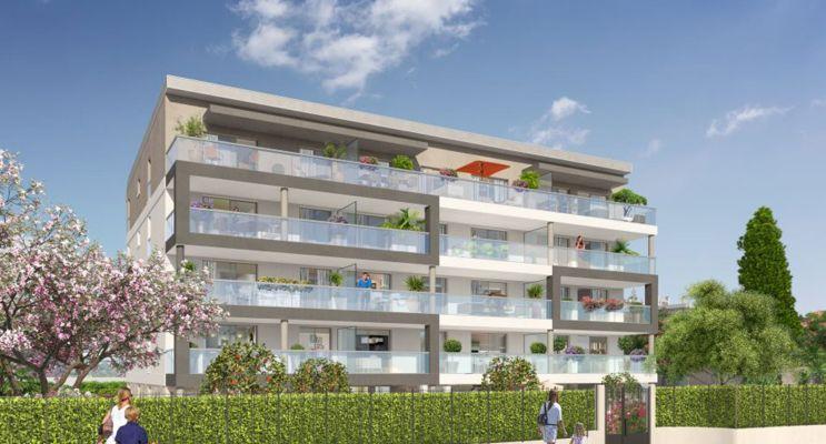 Nice : programme immobilier neuf «  n°217726 » en Loi Pinel
