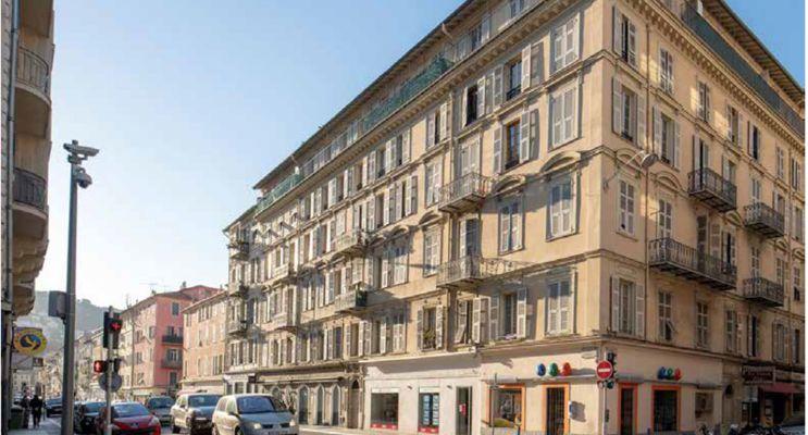 Photo du Résidence « 18, rue Barla » programme immobilier à rénover en Déficit Foncier à Nice