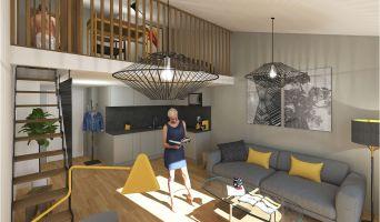 Nice : programme immobilier à rénover « 27 Lamartine Dernier Etage » en Loi Pinel ancien