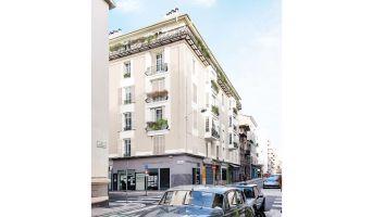 Programme immobilier rénové à Nice (06000)