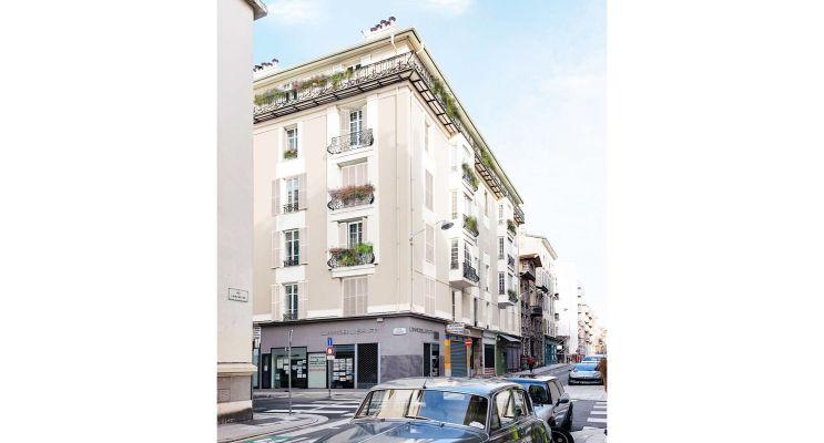 Photo du Résidence « 27 Lamartine » programme immobilier neuf à Nice