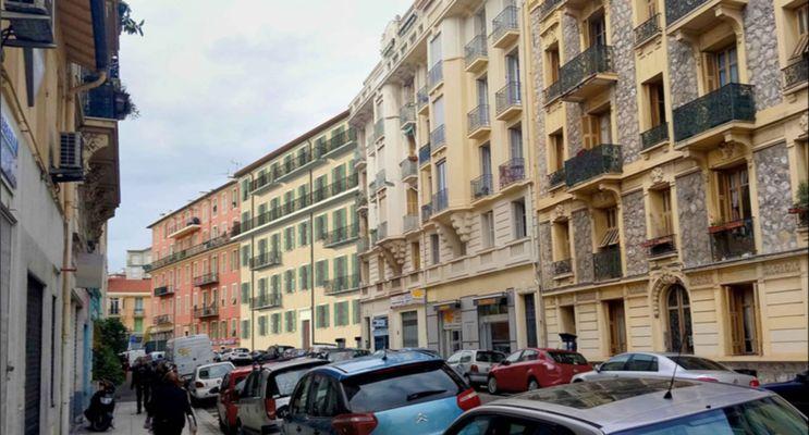 Nice : programme immobilier neuf « 3 Cais de Pierlas » en Loi Pinel