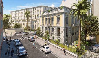 Nice : programme immobilier à rénover « 8 Rue Offenbach » en Déficit Foncier