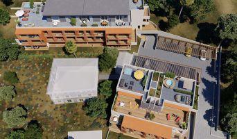 Résidence « Azur Et Sens » programme immobilier neuf en Loi Pinel à Nice n°2