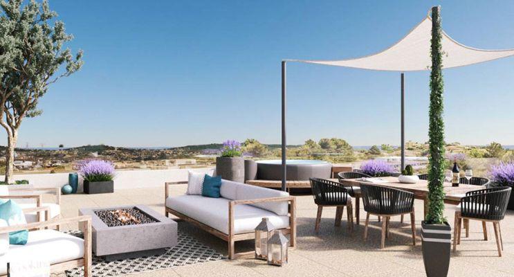 Résidence « Azur Et Sens » programme immobilier neuf en Loi Pinel à Nice n°3