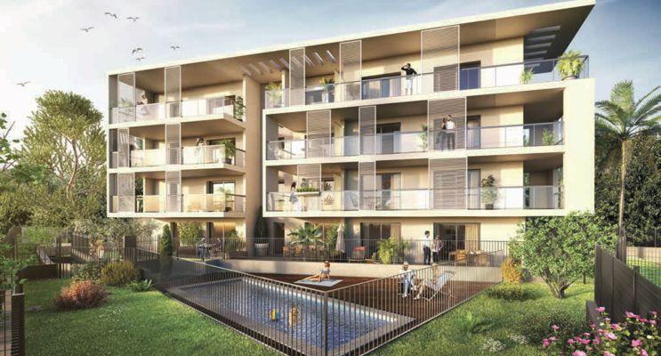 Photo n°2 du Résidence « Bay View » programme immobilier neuf en Loi Pinel à Nice