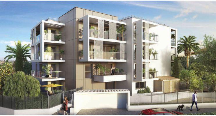 Photo n°3 du Résidence « Bay View » programme immobilier neuf en Loi Pinel à Nice