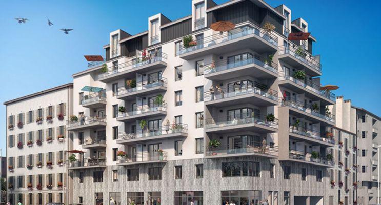 Photo du Résidence « Cadence » programme immobilier neuf en Loi Pinel à Nice