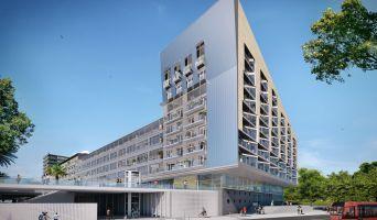 Photo du Résidence « Campus Riviera » programme immobilier neuf à Nice