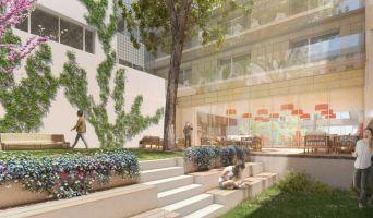 Nice programme immobilier neuve « Campus Riviera »  (3)