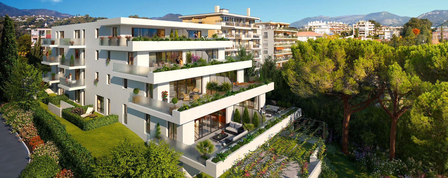 Résidence Cap Elégance à Nice