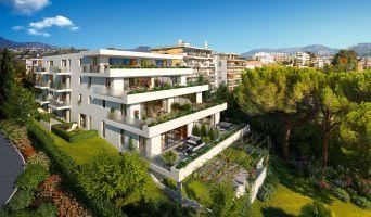 Résidence « Cap Elégance » programme immobilier neuf en Loi Pinel à Nice n°2