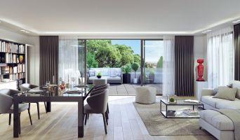 Résidence « Cap Elégance » programme immobilier neuf en Loi Pinel à Nice n°3