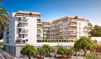 Programme immobilier neuf à Nice (06300)