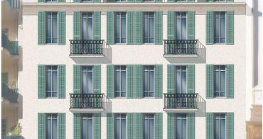 Nice : programme immobilier à rénover « Coeur Delille » en Loi Pinel ancien