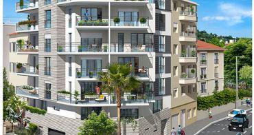 Nice : programme immobilier neuf « Dolce Villa » en Loi Pinel